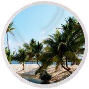 Isle @ Camana Bay Round Beach Towel