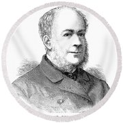 Jacob Pleydell-bouverie (1815-1889) Round Beach Towel