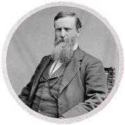 James Baird Weaver (1833-1912) Round Beach Towel