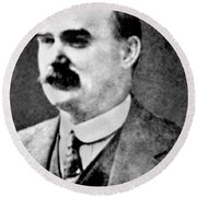 James Connolly (1870-1916) Round Beach Towel