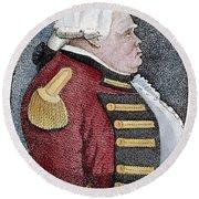 James Grant (1720-1806) Round Beach Towel