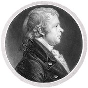 James Mchenry (1753-1816) Round Beach Towel