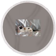 Jazmine Round Beach Towel