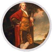 Jeremiah Milles, 1780-83 Round Beach Towel