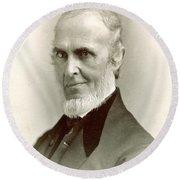 John Greenleaf Whittier (1807-1892) Round Beach Towel