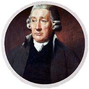John Wilkinson (1728-1808) Round Beach Towel