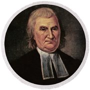 John Witherspoon (1723-1794) Round Beach Towel