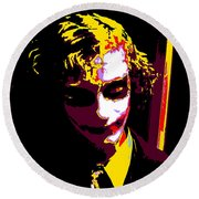 Joker 10 Round Beach Towel