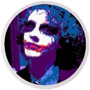 Joker 12 Round Beach Towel