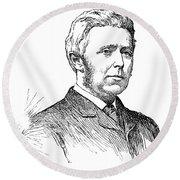 Joseph Bell (1837-1911) Round Beach Towel