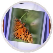 Just For You . . One Of A Kind Round Beach Towel