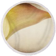 Just Relax Round Beach Towel