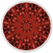 Kaleidoscope 60 Round Beach Towel
