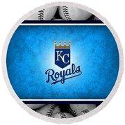 Kansas City Royals Round Beach Towel