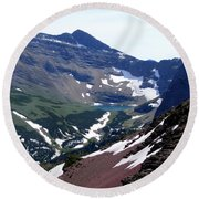Kennedy Lake Round Beach Towel