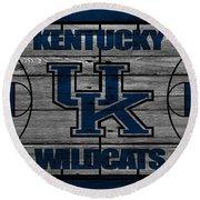 Kentucky Wildcats Round Beach Towel