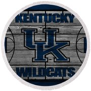 Kentucky Wildcats Round Beach Towel