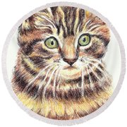 Kitty Kat Iphone Cases Smart Phones Cells And Mobile Cases Carole Spandau Cbs Art 350 Round Beach Towel