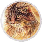 Kitty Kat Iphone Cases Smart Phones Cells And Mobile Cases Carole Spandau Cbs Art 352 Round Beach Towel