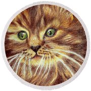 Kitty Kat Iphone Cases Smart Phones Cells And Mobile Phone Cases Carole Spandau 317 Round Beach Towel