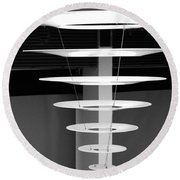 Kopenhavn De Danish Design Center 02 Round Beach Towel
