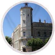 La Ciotat Provence- Alpes- Cote D'azur Round Beach Towel