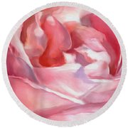 Ladies Only - Abstract Bathing  Round Beach Towel