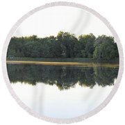 Lake Considine Round Beach Towel