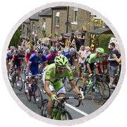 Le Tour De France 2014 - 7 Round Beach Towel