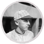 Lefty Williams (1893-1959) Round Beach Towel