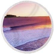 Liberty Surf Round Beach Towel