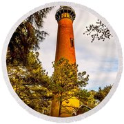 Light At Currituck Round Beach Towel