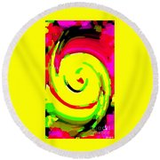 Lol Happy Iphone Case Covers For Your Cell And Mobile Devices Carole Spandau Designs Cbs Art 147 Round Beach Towel