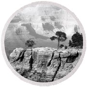 Magnificent Grand Canyon Round Beach Towel