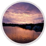 Malthouse Broad Round Beach Towel