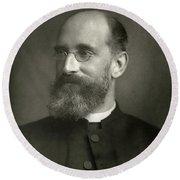 Mandell Creighton (1843-1901) Round Beach Towel