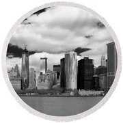 Manhattan 10450 Round Beach Towel