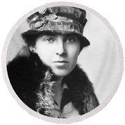 Margaret Woodbury Strong (1897-1969) Round Beach Towel