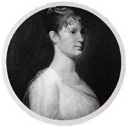 Mary Lee Fitzhugh Custis (1788-1853) Round Beach Towel
