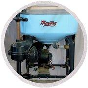 Maytag Washing Machine Round Beach Towel