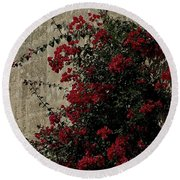 Mdina Round Beach Towel