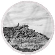 Medora 34 Round Beach Towel