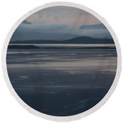 Midnight Moments C Round Beach Towel by Heiko Koehrer-Wagner