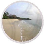 Mombassa Beach Round Beach Towel