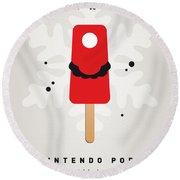My Nintendo Ice Pop - Mario Round Beach Towel