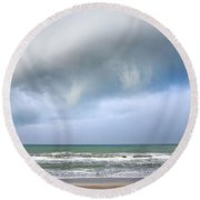 Nature At Its Best Round Beach Towel