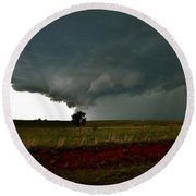 New Cordell Supercell Round Beach Towel