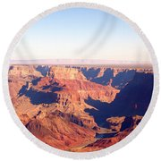 New Photographic Art Print For Sale Grand Canyon 2 Round Beach Towel