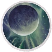 Ngc 1032 Round Beach Towel