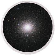 Ngc 5139, Omega Centauri Globular Round Beach Towel